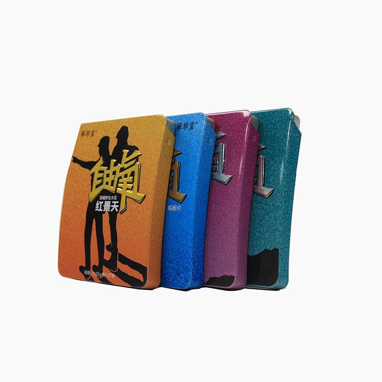 slide lid mint tin boxes