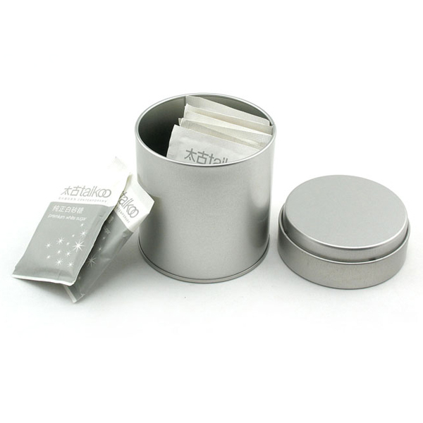 plug lid tea tin wholesale