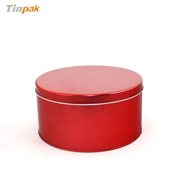 round dog food tin boxes wholesale