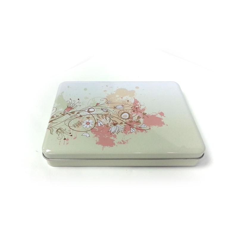 Notebook Tin Box