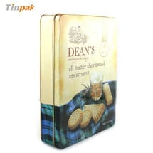 Deans shortbread Biscuit Tin