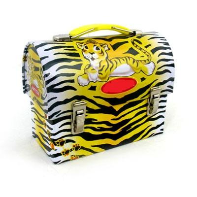 kids' mini lunch tin box