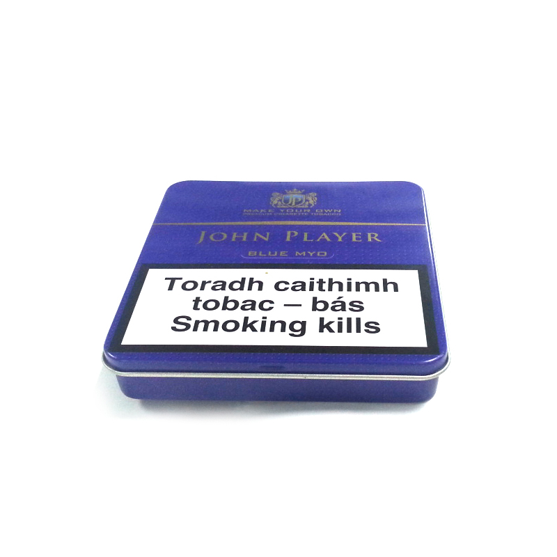 Pocket tobacco tin