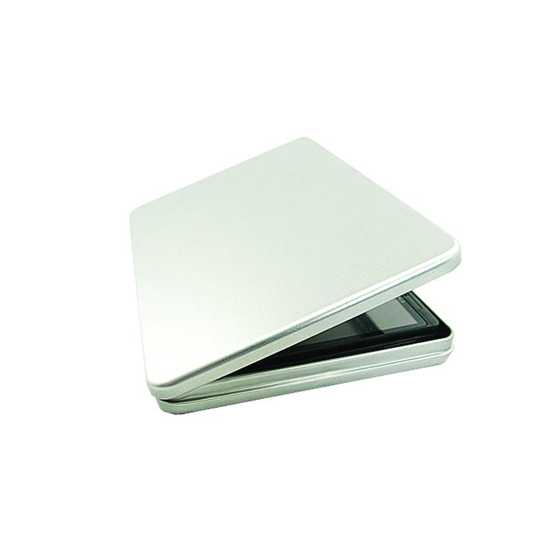 promotional plain tin box wholesale