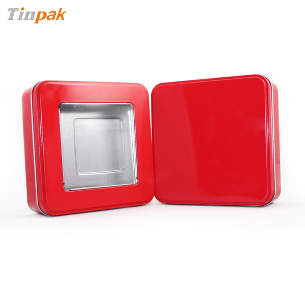 Soap tin container