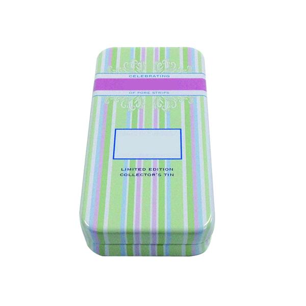 custom printed pen tin packaging box
