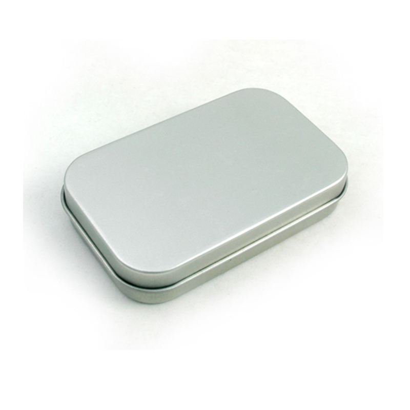 Handy Hair Wax Tin Container