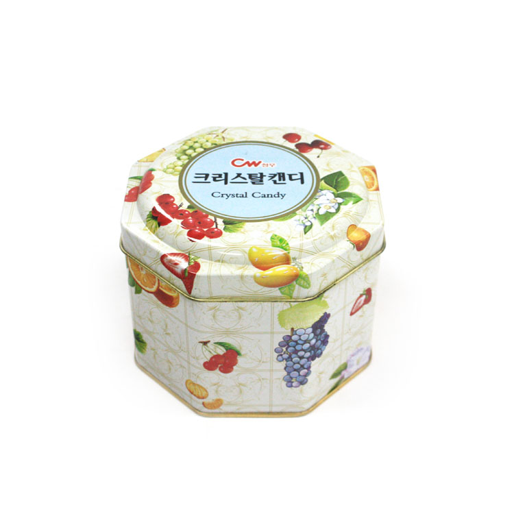 stackable metal candy box wholesale