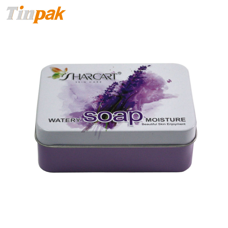 Stylish Elegant Soap Tin Case