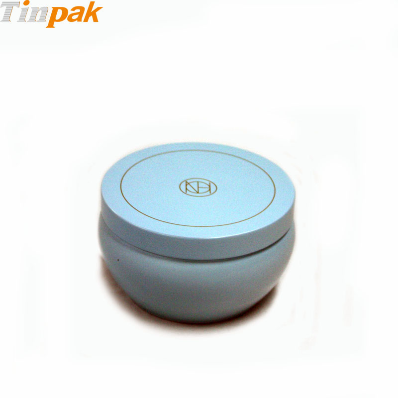 Decorative Scented Candle Tin Can