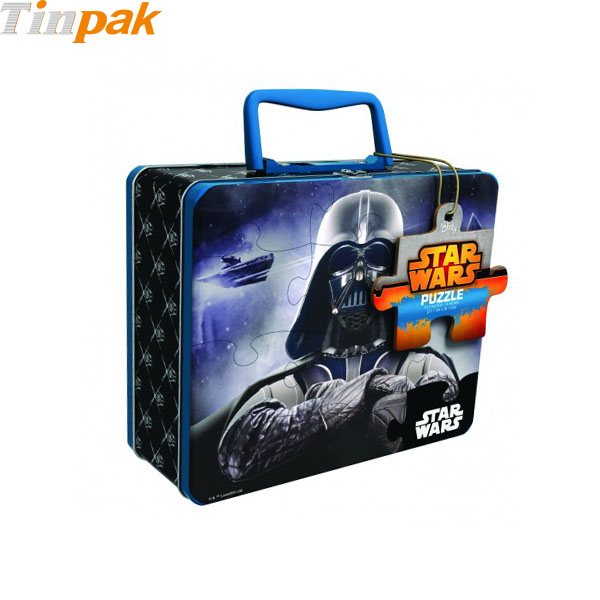 Disney Star Wars Puzzle Tin with Handle