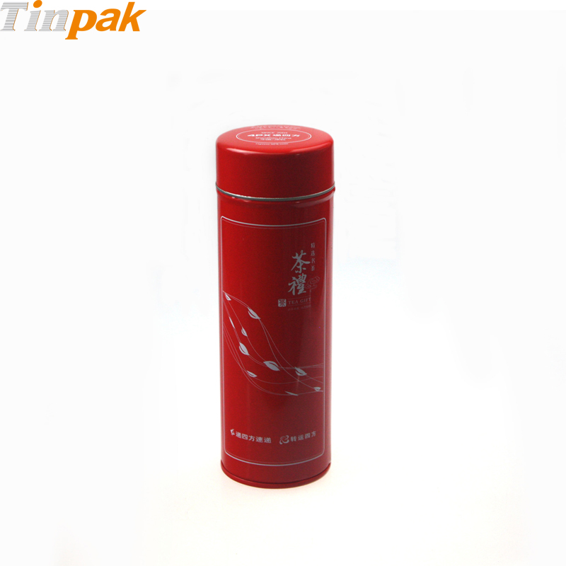 Wholesale Metal Cylinder Containers with Inner Lid