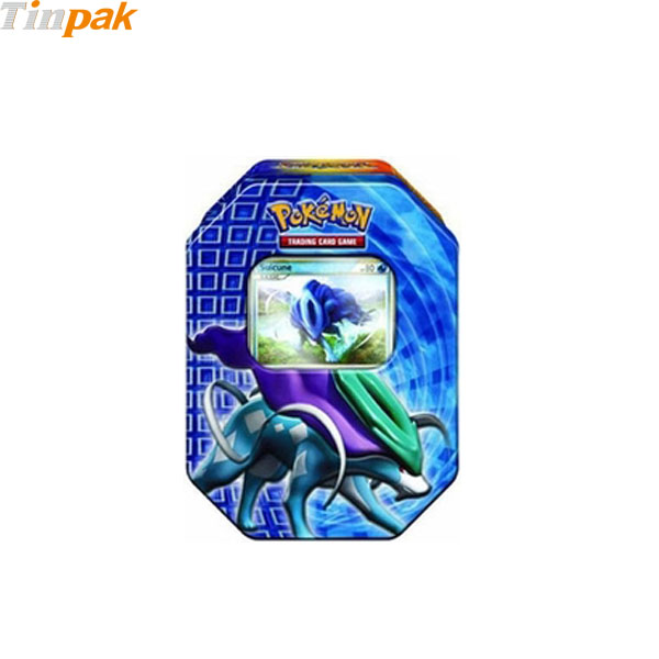 Japanese Cheap Pokemon Card Tin Box