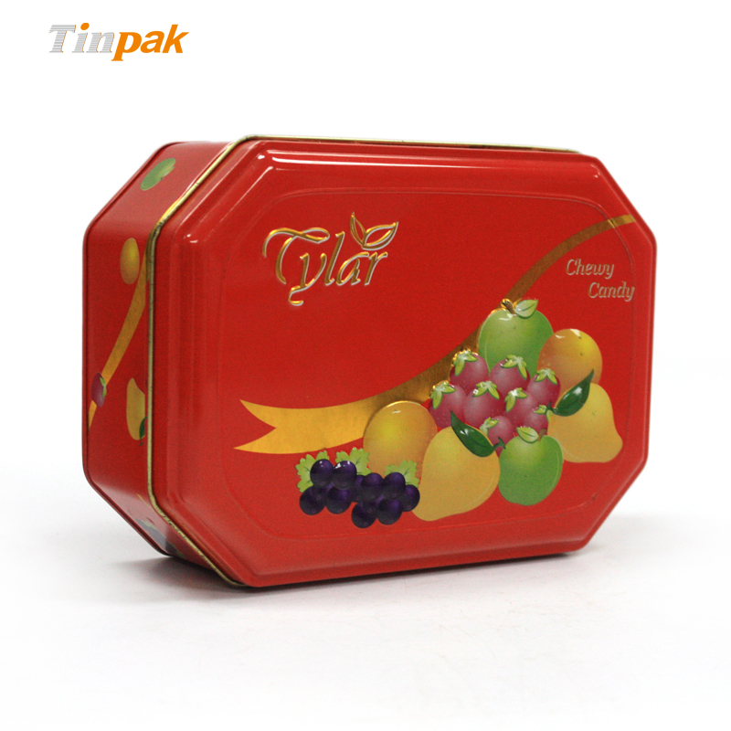 Promotional Custom Candy Metal Tins Wholesaler