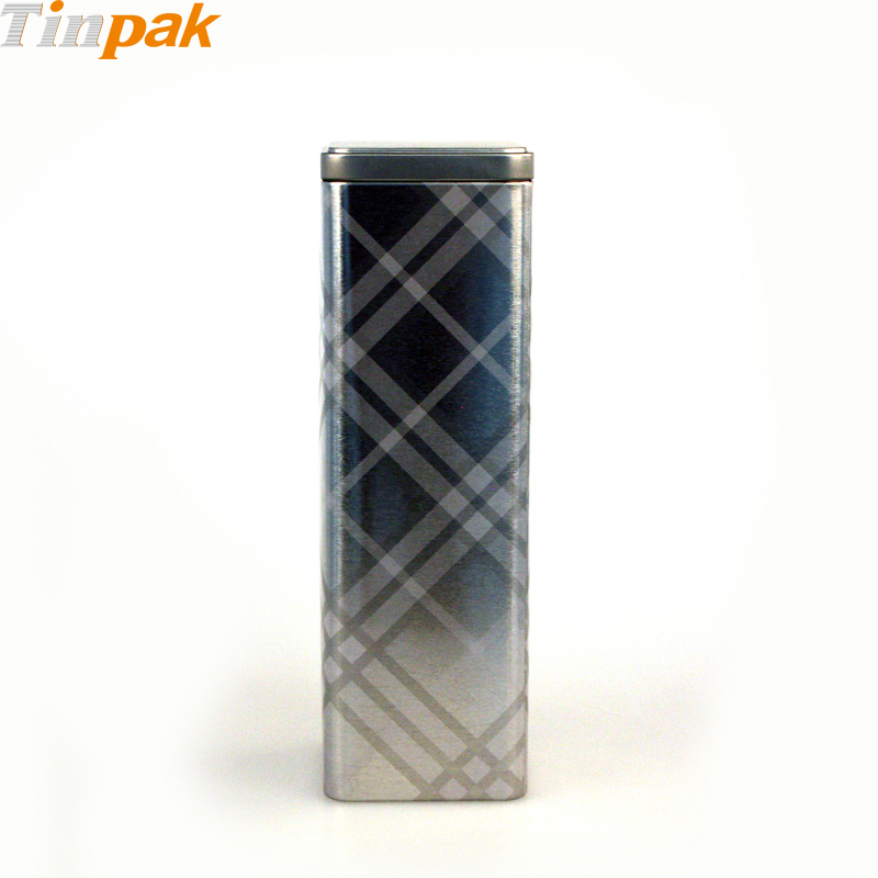 Custom Airtight Square Tin Boxes Wholesaler