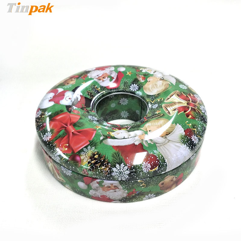 Antique cookie metal boxes China factory
