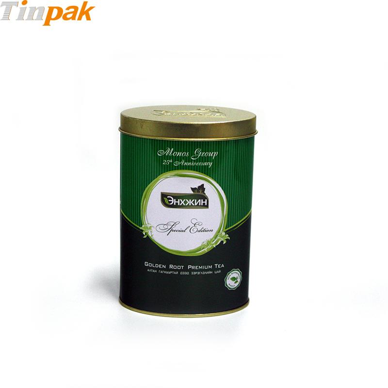 Wholesale Custom Printing Tea Tin Case for Promotion